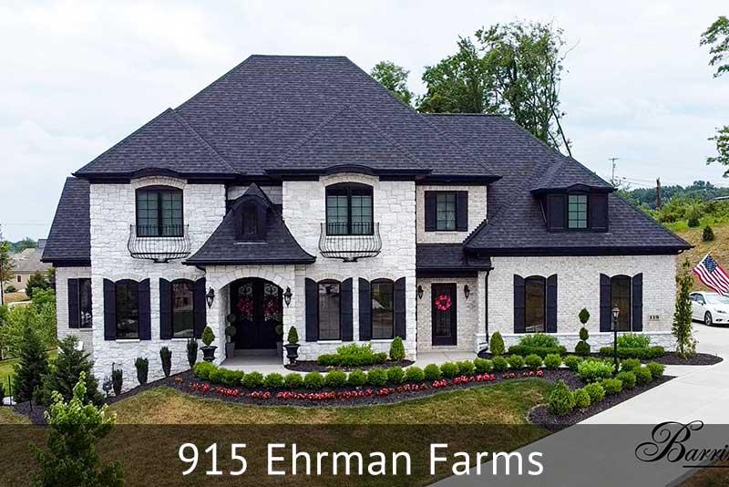 915 Ehrman Farms