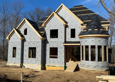 45 Woodland Trace Progress Build