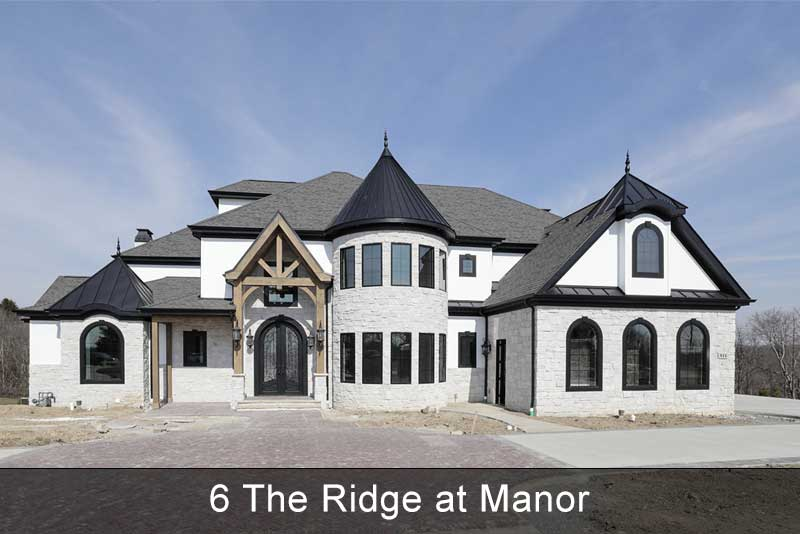 6 the ridge at manor